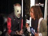 чудак из SlipKnot дал смешное интервью)